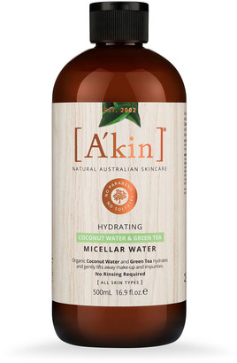 Akin A'Kin Hydrating Micellar Water 500Ml