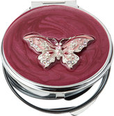 SPRING STREET Butterfly Compact Mirror