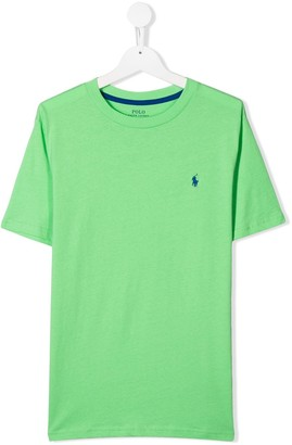 Ralph Lauren Kids TEEN crew neck T-shirt