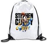 HAAUT Golden State Warriors Stephen Curry Port Bag Drawstring Backpack