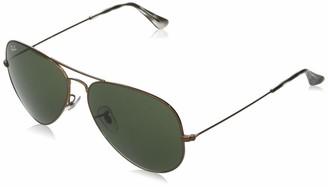 Ray-Ban Unisex's Rb3025 Aviator Classic Sunglasses