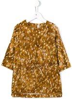 Anne Kurris - 'Ann' velvet bambi dress - kids - Silk/Rayon - 6 yrs