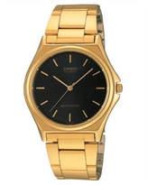 Casio Analog Watch Yellow