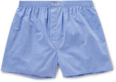 Derek Rose - Amalfi Cotton Boxer Shorts