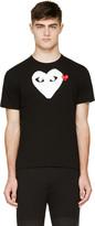 Comme des Garcons Black & White Logo T-Shirt