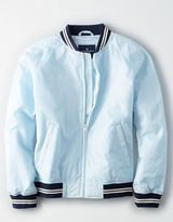 American Eagle Outfitters AE Varsity Bomber Jacket