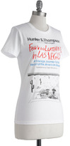 Out of Print Novel Tee in Raoul