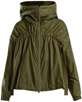 Moncler Lune hooded shell jacket