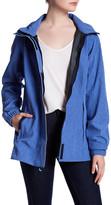 Nautica Packable-Hood Raincoat