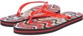 M Missoni Flip Flops Women's Sandals