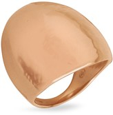 Torrini Elena - Chiseled 18K Rose Gold Shield Ring