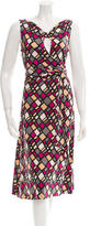 Diane von Furstenberg Silk Lily Dress w/ Tags