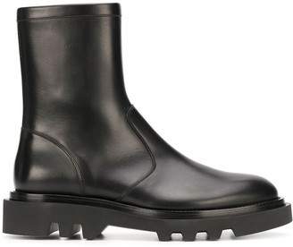 Givenchy Combat Ankle Boots