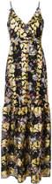 Saloni Ani long dress