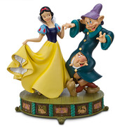 Disney Snow White, Dopey and Sneezy Figure
