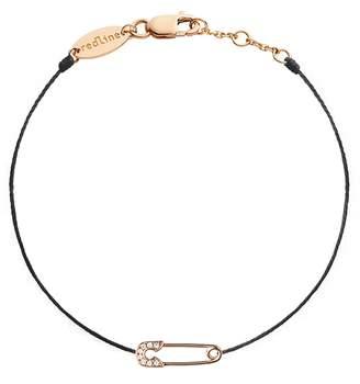 Redline Ange Black Bracelet - Rose Gold