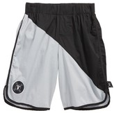 Nununu Boy's Colorblock Board Shorts