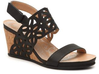 Mootsies Tootsies Tania Wedge Sandal