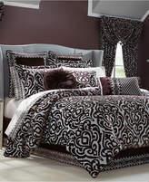 J Queen New York Sicily 4-Pc. King Comforter Set Bedding