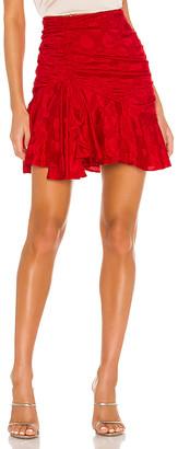 Majorelle Arabella Mini Skirt