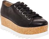 Steve Madden Women's Korrie Flatform Sneaker