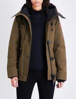 Canada Goose Rideau padded parka jacket