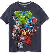 Old Navy Marvel Comics Avengers Tee for Boys