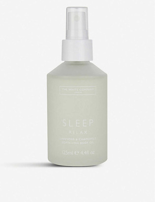 The White Company Sleep Softening Body Oil 125ml