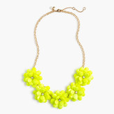 J.Crew Girls' petal necklace