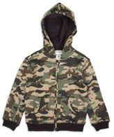True Religion Boy Camouflage French Terry Hoodie