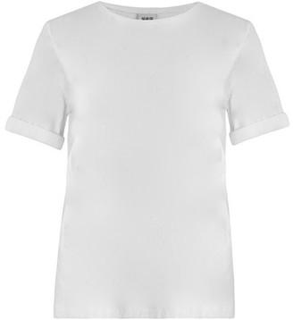 N. Jan 'n June - Boy Jersey Tshirt - S / White - White