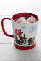 Nathalie Lete Snowy Salutation Mug