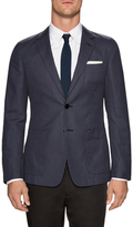 Prada Wool Notch Lapel Sportcoat