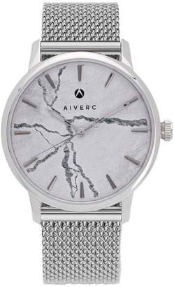 Aiverc Faena Silver Mesh 40Mm