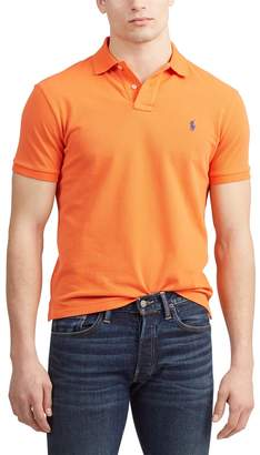 Polo Ralph Lauren Slim Fit Cotton Polo T-Shirt