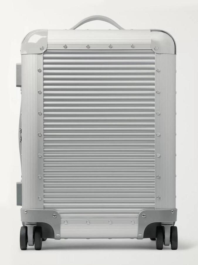 FPM Milano Bank S Spinner 53cm Aluminium Carry-On Suitcase