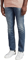 Selected Homme Two Mario Slim Jeans, Blue