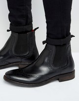 Base London Southwark Leather Chelsea Boot