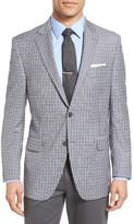 Peter Millar Men's Classic Fit Check Wool Sport Coat