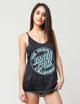 Santa Cruz Cali Dot Womens Tank