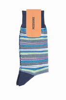 Missoni Multi-Stripe Socks