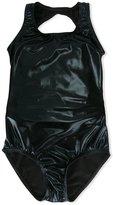 Andorine - sporty bodysuit - kids - Polyester/Spandex/Elastane - 2 yrs