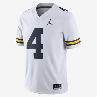 Nike Men's Football Jersey Jordan College Dri-FIT Game (Michigan)