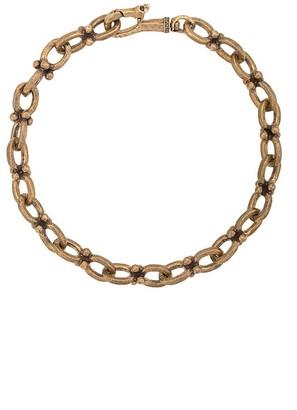 John Varvatos chain-link bracelet