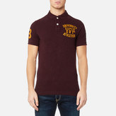 Superdry Men's Classic Short Sleeve Superstate Polo Shirt