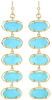 Kendra Scott Ives Earrings, Turquoise