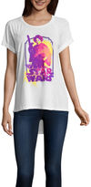 Freeze Star Wars Graphic T-Shirt- Juniors