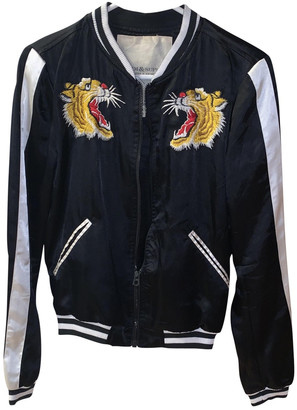 Denim & Supply Ralph Lauren Black Silk Jackets