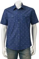 Ocean Current Men's Ratio Button-Down Shirt