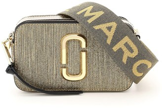 Marc Jacobs The Snapshot Glitter Crossbody Bag